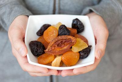 טיפ השבוע: פירות יבשים, בריאים או לא?
